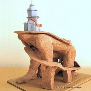 Sculptures en Terre, Volkan Guloglu