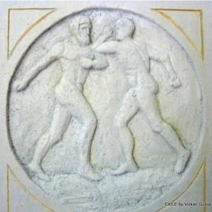 Sculptures en polystyrène, Volkan Guloglu