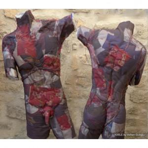 Sculptures en Tissue, Volkan Guloglu