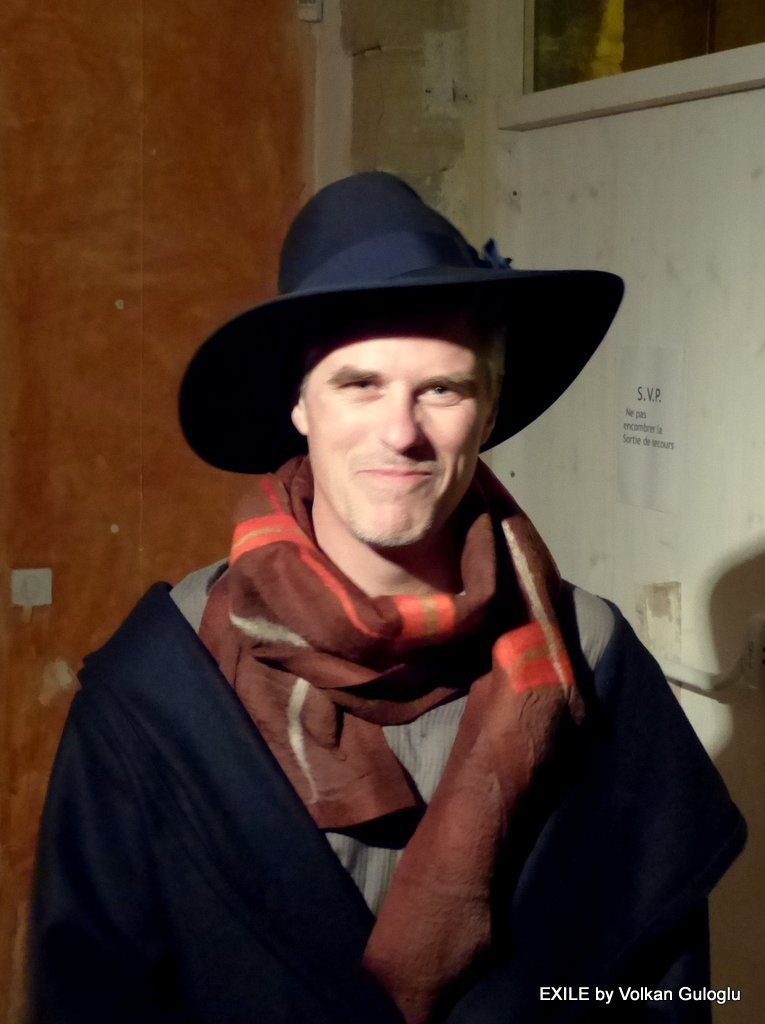Défilé, Volkan Guloglu, Exile, Pièce Unique